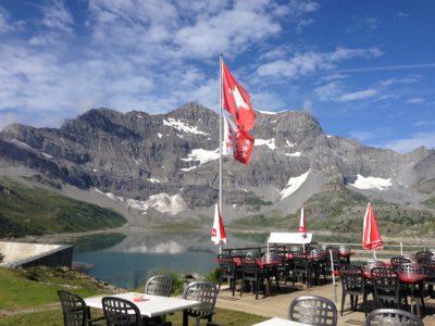 Notre restaurant et sa terrasse panoramique